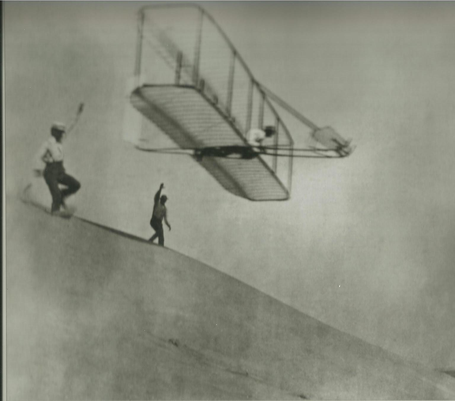 First Wright Brothers Flight pertaining to the wright brothers   blue ridge vintage
