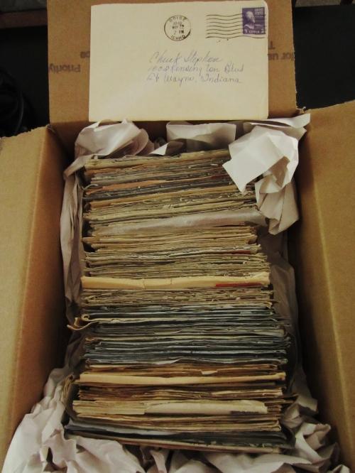 World War II Era Letters