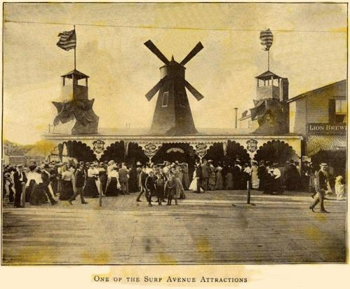 P. Nybo, 1902.
