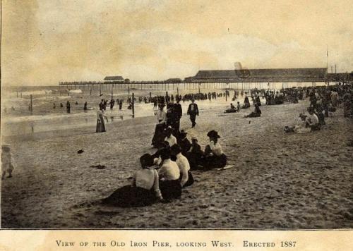 rockaway pier
