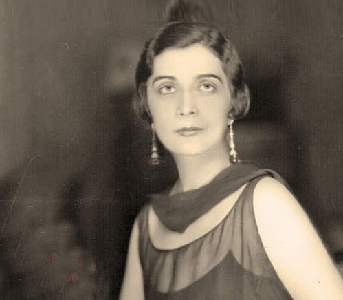 Marthe Bibesco, 1920s.