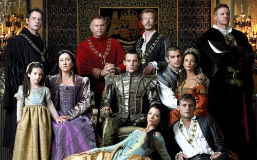 The Tudors, Season 1. Photo courtesy of Showtime.