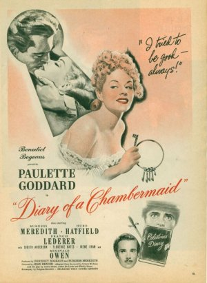 The Diary of a Chambermaid, 1946