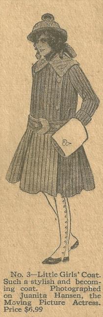 'Photograph' of Juanita Hansen