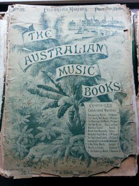 The Australian Music Book series, c. 1900.