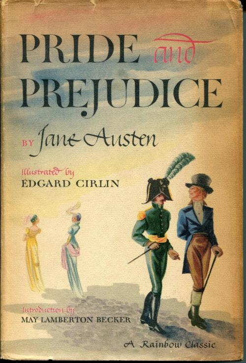 Image adopted from MOD manuscript's blog post on 'Book Covers that Move You: Pride and Prejudice Across the Ages.'