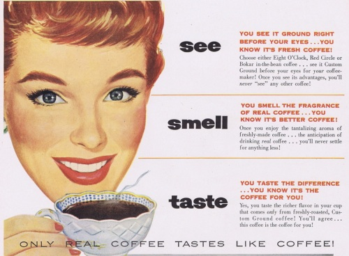 1946 coffee ad.