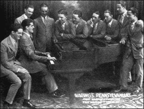 Fred Waring and the Pennsyvanians